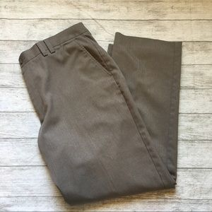 Men's Grey slacks sz 36 x 30